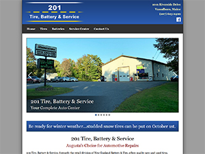 201 Tire, Battery & Service