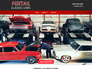 Foxtail Classic Cars